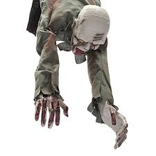 marelight electronic crawling light sensored halloween horror
