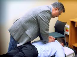 chiropractic drop table technique spinal adjustment wikipedia