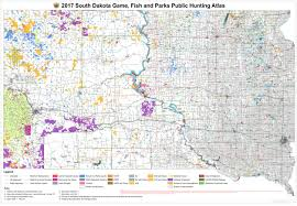 surface minimum bureau sdgfp atlas 2017 south dakota fish parks