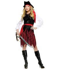 Pirate Halloween Costume Women Amazon Fun Womens Caribbean Pirate Lady Halloween Party