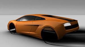 Lamborghini Gallardo Back - rsr lamborghini gallardo valentino balboni development gallery