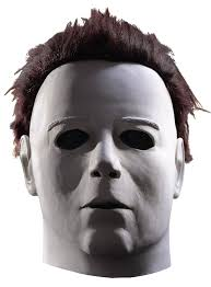 boy halloween costumes party city amazon com rubie u0027s costume michael myers deluxe overhead mask