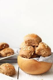 7 ingredient vegan spelt rolls minimalist baker recipes