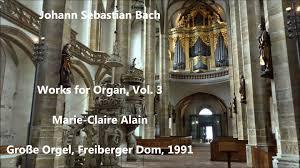 js bach works for organ vol 3 alain große orgel