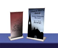 table top banners for trade shows church banners