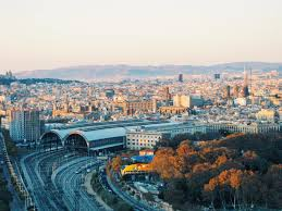barcelona city view spain itinerary 10 days in barcelona madrid world on a whim