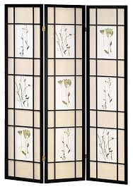 Japanese Screen Room Divider Japanese Shoji Portable Divider Screen Japanese Screen Room