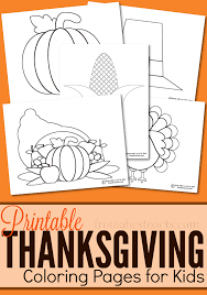 printable thanksgiving coloring pages from abcs to acts