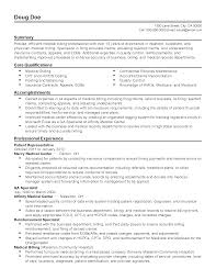 Resume Sample Doctor by Cv Sample For Medical Representative