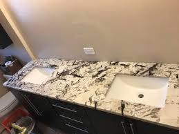 Granite Bathroom Vanity Top by Bathroom Vanity Tops Archives Hesano Brothers