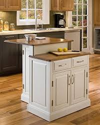 2 level kitchen island home styles 5010 94 woodbridge 2 tier kitchen island