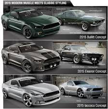 build ford mustang 2015 iacocca eleanor bullitt 2015 mustangs see the parts needed to