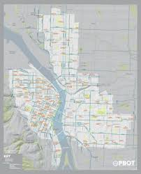 Portland Bike Maps by Biketown Bike Share Launch Date Pricing Station Locations