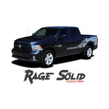 Dodge Ram Truck Models - dodge ram rage power wagon style bed striping tailgate decals