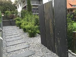 Kies Garten Gelb Kies Split Natursteinepost De