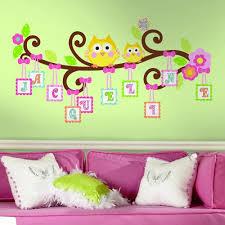 Wall Art Decals For Nursery by Children Decor Rings Circles Wall Decals Nursery Wall Art With