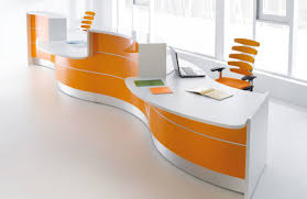 Used Receptionist Desk For Sale Pleasing Graphic Of Rolling Writing Desk Infatuate Contemporary