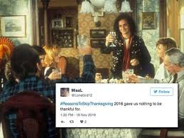 explains the best reasons to skip thanksgiving this year