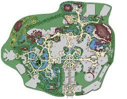 Sleep Train Amphitheater Map Disneyland 11 By Mrzahta On Deviantart