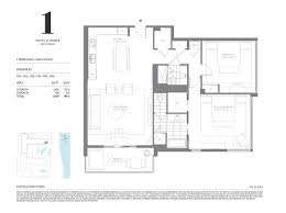 Energy Efficient Homes Floor Plans 1 Hotel U0026 Homes Miami Beach Condos Sale 2377 Collins Ave Miami