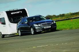mercedes towing mercedes e350 cdi estate tow car awards