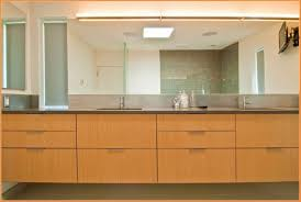 bathrooms design frameless lowes bathroom mirror with white wall