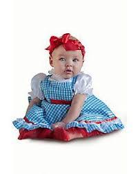 Dorthy Halloween Costume Baby Dorothy Costume Wizard Oz Party Spooky