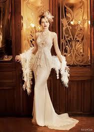 wedding dress 2011 yolan cris wedding collection 2011 revival vintage