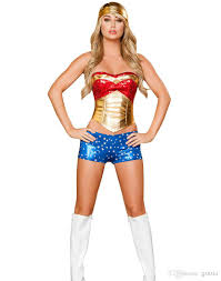 cosplay superhero costumes for women plus size wonder woman