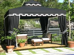 Gazebo Curtain Ideas by Outdoor Gazebo Curtains Sheers Porches Gardens U0026 Outdoor Spaces