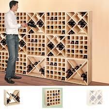 weinregale laden weinregal flaschenregal system cube 52 modul 3