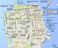 San Francisco Planning Map by Urban Maps Petros Jordan