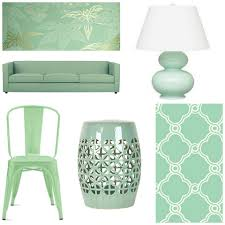 Decorating With Seafoam Green by How To Decorate A Room Using Mint Green