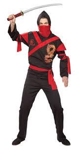 Chinese Takeout Halloween Costume U003e Men U003e Chinese Japanese Ninjas Crazy Costumes La