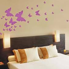 walls decoration awesome butterfly wall decoration butterfly themes for interior