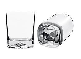 rocks glass amazon com luigi bormioli on the rocks dof glass set of 4