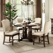 Bradford Dining Room Furniture Collection 7 Piece Round Dining Room Set Foter