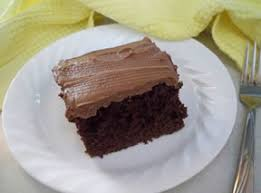 moist chocolate cake with fudge frosting recipe recipetips com