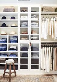 Custom Closet Design Ikea Inside Our Ceo Katherine Power U0027s Perfectly Organized Closet