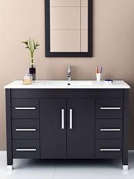 47 inch bathroom vanities