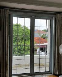 aluminium doors removable magnetic insect screen singapore