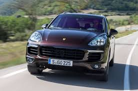 porsche suv 2015 porsche cayenne reviews and rating motor trend