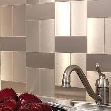 kitchen backsplash sles modern backsplash tile glass tiles home metal modern kitchen