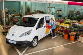 nissan van 2016 electric van guide everything you need to know parkers