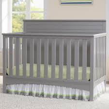 Delta Convertible Crib by Delta Children Fancy 4 In 1 Convertible Crib Gray Toys