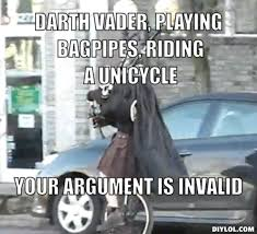 Auto Meme Generator - resized darth vader bagpipe meme generator darth vader playing
