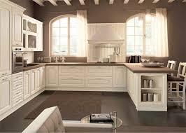 deco cuisine classique décoration cuisine classique en bois peint 73 grenoble