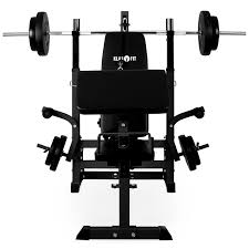 home gym bench press bench decoration