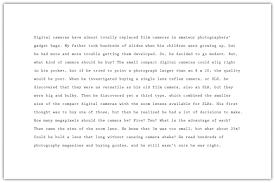 Perfect Essay Format Drafting