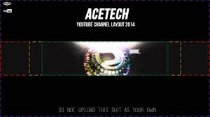 youtube channel layout 2015 youtube banner layout 2015 free download psd youtube